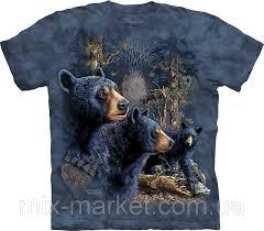 <b>Футболка</b> The Mountain Find <b>13 Black</b> Bears 103481 — в ...