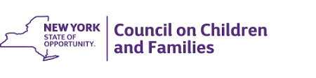 Image result for NYS council on children and families logo