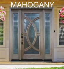 High Quality Exterior Doors