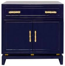 Laquered furniture Black And Gold Tracey Hollywood Regency Navy Blue Lacquer Nightstand Cabinet Kathy Kuo Home Navy Furniture Regency Pinterest 62 Best Lacquered Furniture Images Home Decor Homes House