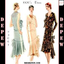1920 Dress Patterns Cool Decorating Design