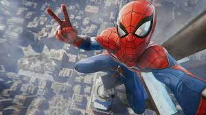 spider man game playstation 4 2018 4k wallpapers wallpapers hd