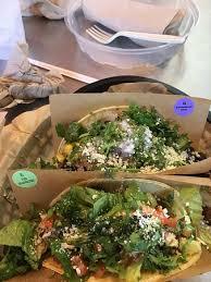 three knockout tacos qdoba mexican eats pewaukee traveller reviews tripadvisor