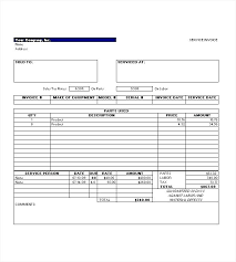 Free Catering Invoice Template Catering Invoice Sample Documents In ...
