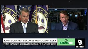 Image result for Former House Speaker John Boehner Says, 'My Thinking on Cannabis Has Evolved'