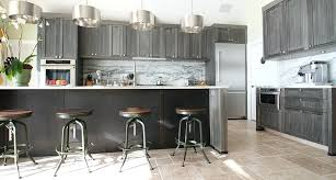 grey cabinets dark wood countertops incredible cabinet stained gray kitchen stain grain painting with floor white