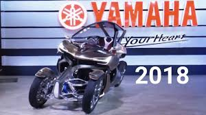 the yamaha 2018 motorcycles show room an