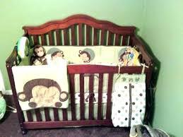 monkey crib bedding pod crib monkey bedding sets for cribs photo 6 of 9 mod pod