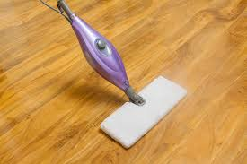 how to clean a wood floor safely