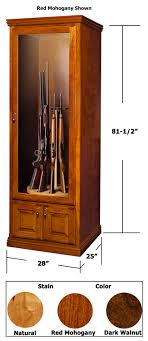 Quality Rotary Gun Racks, quality Pistol Racks - Gun Cabinet - Rotary