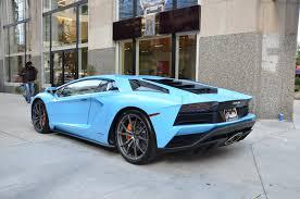 2018 lamborghini aventador blue. plain aventador new 2018 lamborghini aventador s lp 7404  chicago il to lamborghini aventador blue