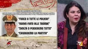 Michela Murgia su Figliuolo in divisa: