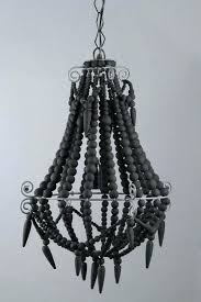 black beaded chandelier modern beaded chandelier small charcoal black beaded chandelier lamp shades
