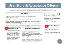 User Story Template Custom User Story Template Downloadable Templates Now With Added Mat Walker