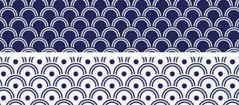 How To Make Pattern In Illustrator Gorgeous Quick Tip How To Make Japanese Wave Pattern In Illustrator Design