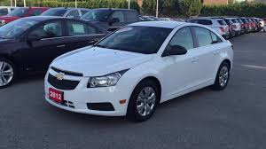 All Chevy chevy cars 2012 : 2012 Chevrolet Cruze LS Summit White Roy Nichols Motors Courtice ...