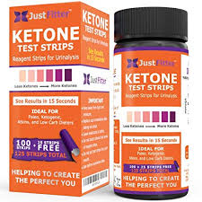True Plus Ketone Test Strips Color Chart Ketone Keto Urine Test Strips Look And Feel Great On A Low Carb Ketogenic Diet Accurately Measure Your Fat Burning Ketosis Levels In 15 Seconds 125
