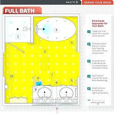 Planning A Bathroom Remodel Home Remodeling Planner Bathroom Remodel