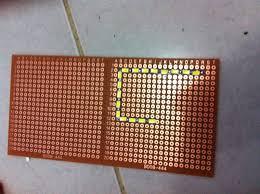 diy home lighting. Berikut Contoh Salah Satu Lighting Led Di Teras Rumah Memakai SMD 5730 (V: 32-3,8 Volt, I :150mA ). Diy Home