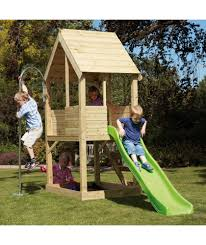 Buy Tp Wooden Multiplay Playhouse At Argos Co Uk Your Online Cedar Play Teepee A How To