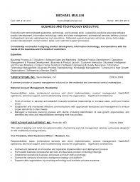 Cover Letter Leadership Resume Sample Senior Leadership Resume