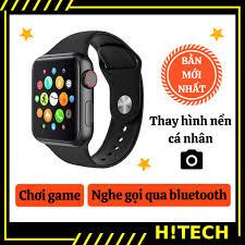 Giá bán Apple watch T500 Series 5 Đồng hồ thông minh nghe gọi 2 chiều -  Smart watch thay ảnh nền
