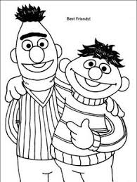 Small Picture Free Printable Sesame Street Coloring Page Printable Coloring