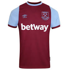 West ham united football club is an english professional football club based in stratford, east london that compete in the premier league, the top tier of english football. West Ham 20 21 Adult Home Shirt