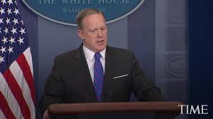 Sean Spicer Resume Above Sean Spicer's Pay Grade Time 75