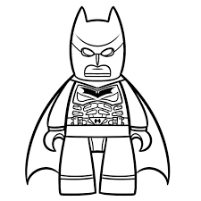 Batman Coloring Pages Comic Book Coloring Pages Lego Movie
