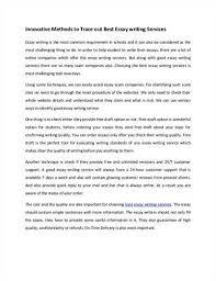 best essay writing service reviews innovative methods to trace out best essay writing services
