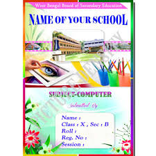 front page for computer project school project front page psd computer picture density