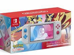Máy Nintendo Switch Lite Pokemon HTCGAME
