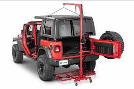 We're your headquarters for jeep® accessories. Lange Originals 014 Gen2a Hoist A Cart Gen 2 For 07 21 Jeep Wrangler Jl Jk Performance Detailing And Hp Parts Jeep Accessories
