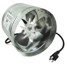 ventech ventech products 8″ inch duct fan