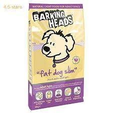 Barking Heads Dog Food Fat Dog Slim Adult Light Rice