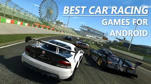 car racing games for android smartphone