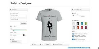 Jquery T Shirt Designer Tool T Shirt Designer