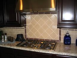 Image Of: Kitchen Backsplash Tile With Large Diagonal Shape