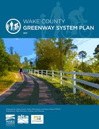 Wake County Greenway System Plan By Alta Planning Design