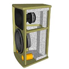 sound system kit. 8\u201d 2 way loudspeaker system kit sound c