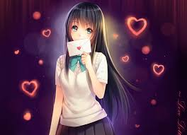 Heart Wallpaper Anime