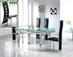 extendable glass dining table extending glass dining table and chairs extendable glass dining table set impressive