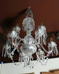 waterford comeragh chandelier waterford crystal comeragh chandelier 5 arm