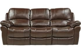 cool couches for teenagers. Vercelli Brown Leather Reclining Sofa Cool Couches For Teenagers