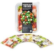 <b>Superfood Salad</b> Facial Sheet Mask Set (7 pk.) - Sam's Club