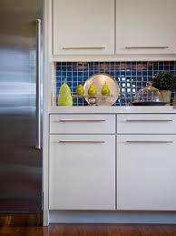 red and yellow kitchen backsplash glass tile backsplash white cabinets cool glass kitchen