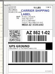 Printing Label Pallet Luxury Docs Setup Template