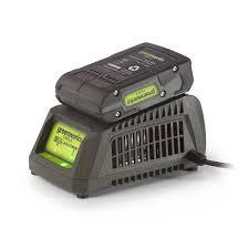Купить <b>Зарядное устройство Greenworks</b> G24UC 24V, 1 шт с ...