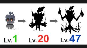 Marshadow Evolution Future Pokemon Evolution 2018